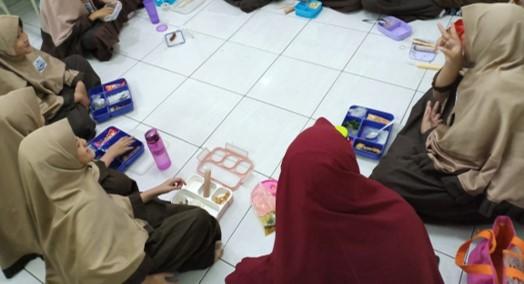 pendampingan siswa di sd islam plus imam nawawi